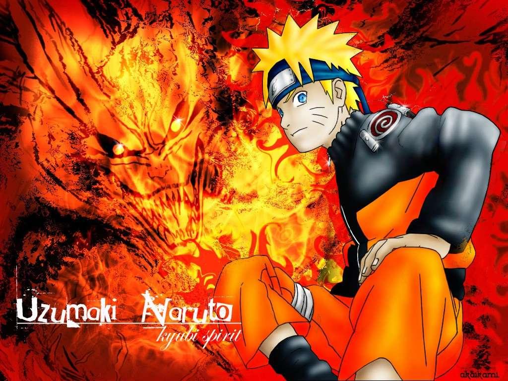 Naruto Papel de Parede   Wallpaper 1024x768