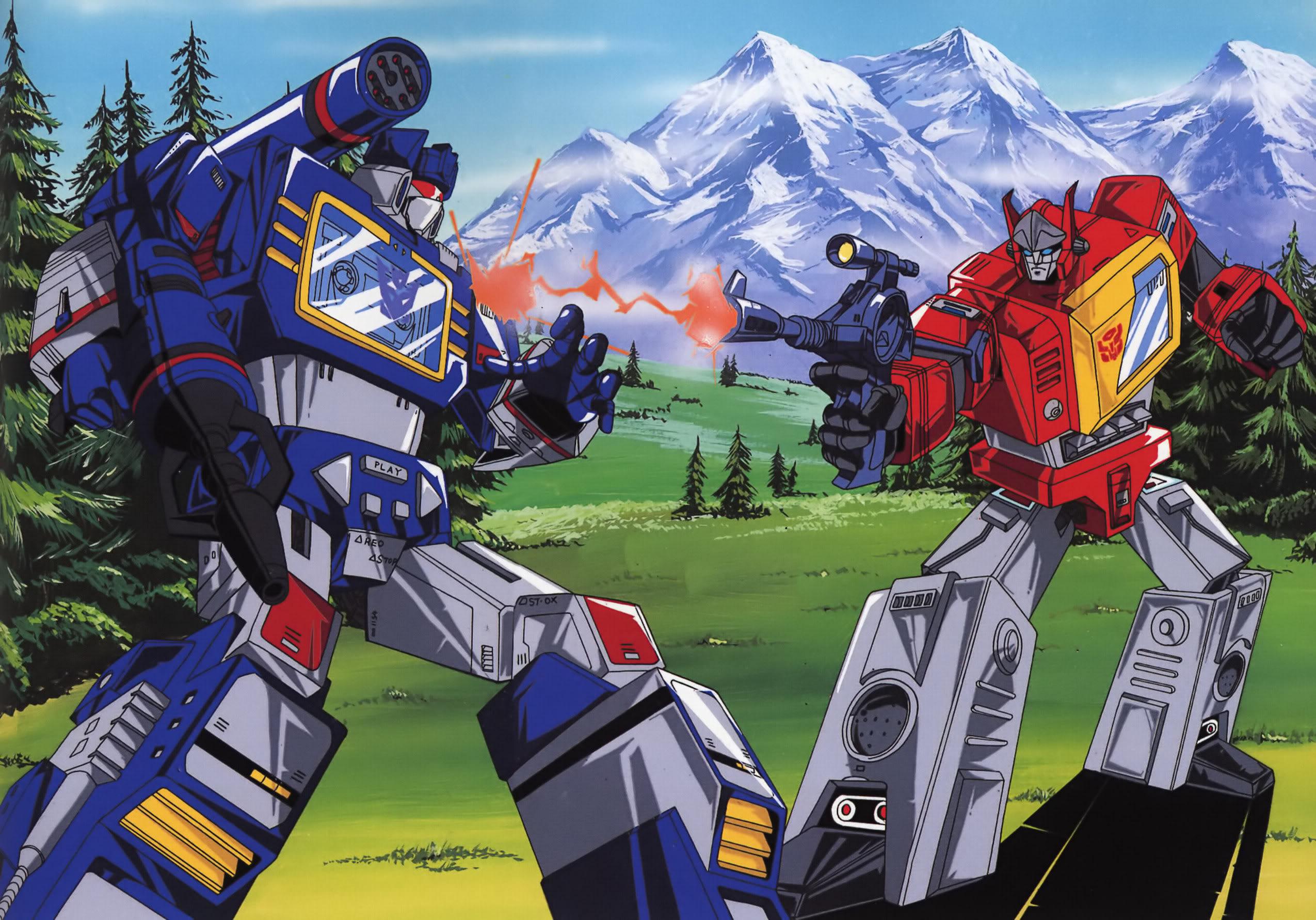 Blog Archive Desktop Fun Transformers Customization Set 2550x1782