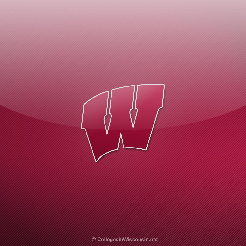 Wisconsin Badgers iPad Wallpapers Colleges in Wisconsin 1024x1024