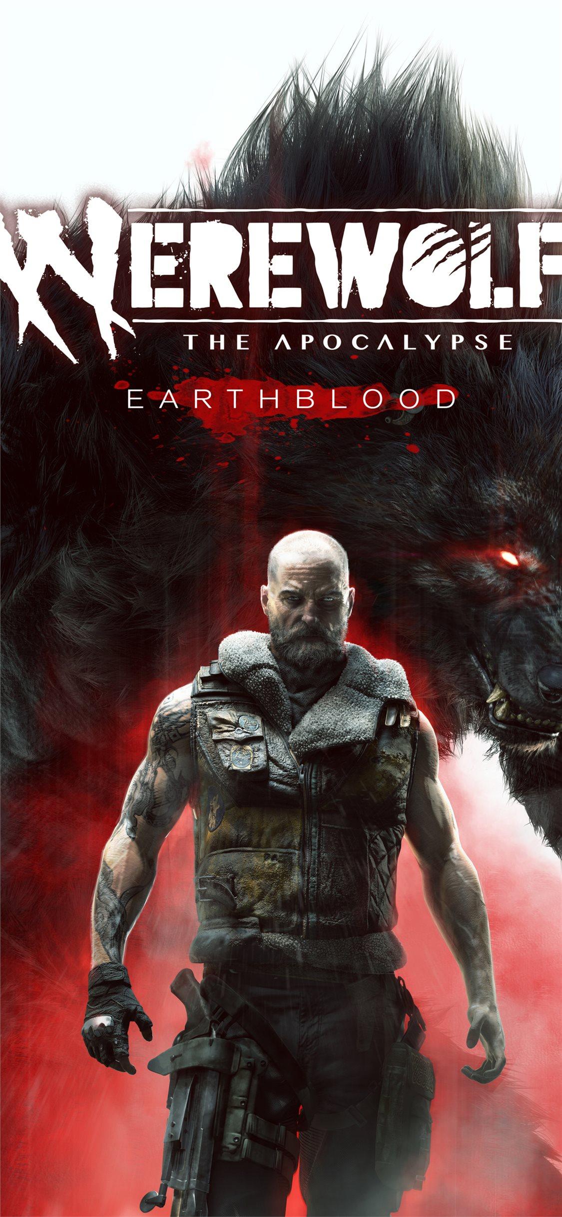 werewolf the apocalypse earthblood 2020 4k iPhone X Wallpapers 1125x2436