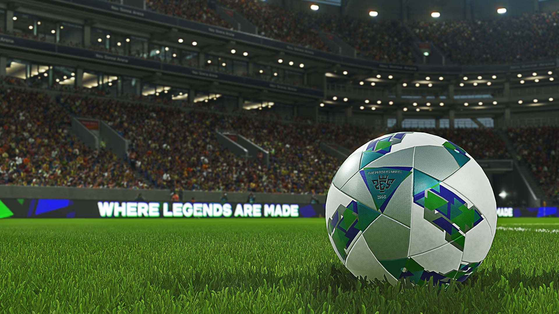 PES 2018 Wallpapers