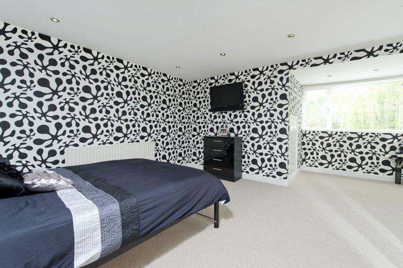 30 Best Diy Wallpaper Designs for Bedrooms UK 2015 800x533