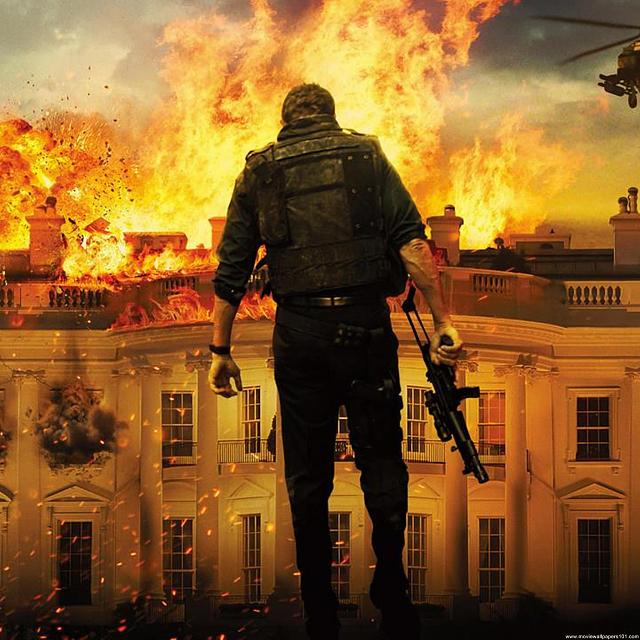 Olympus Has Fallen Retina Wallpapers olympus has fallen movie 640x640