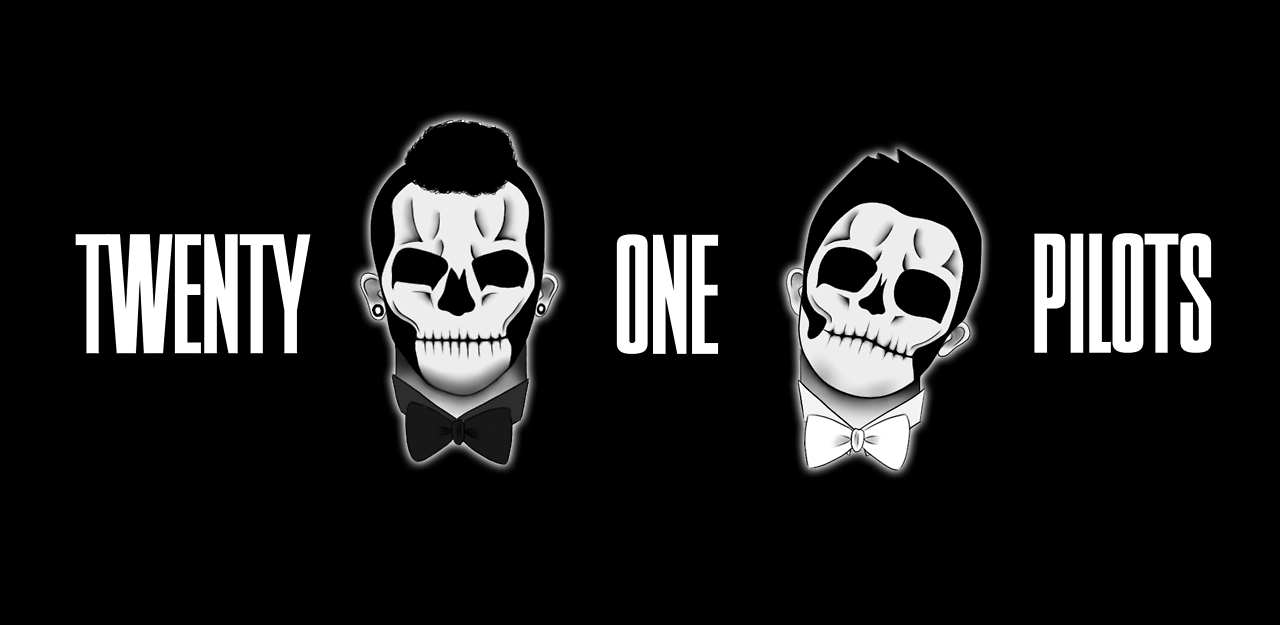 Free Download Twenty One Pilots Logo Quotes 1280x625 For Your