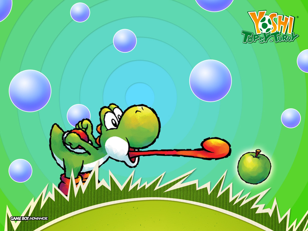 50 Baby Yoshi Wallpaper On Wallpapersafari