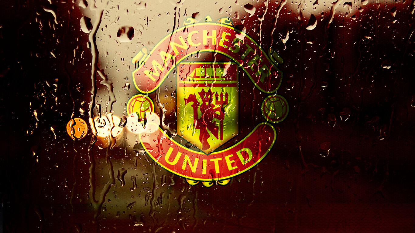 Manchester United Wallpaper Widescreen Epic Wallpaperz 1366x768