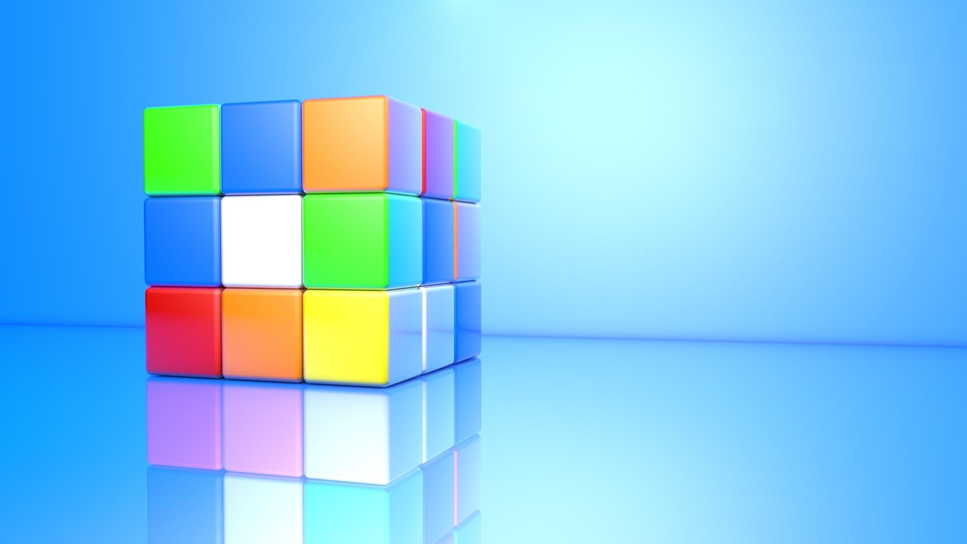 Rubiks Cube Wallpaper 2053 1920 x 1080   WallpaperLayercom 1920x1080