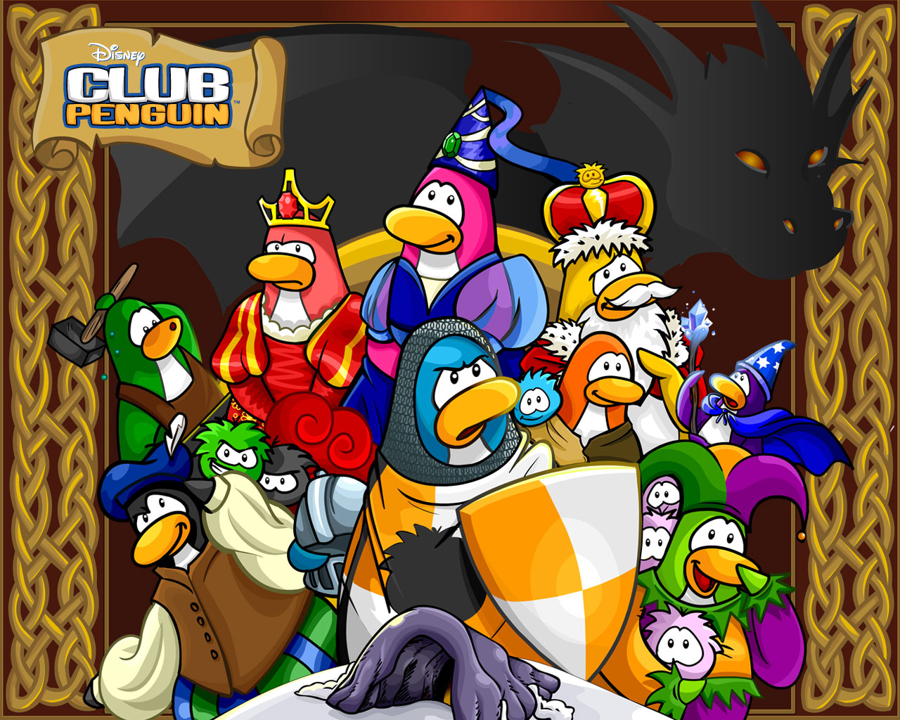 Club Penguin Wallpapers For Desktop 87 images in Collection Page 1 1280x1024