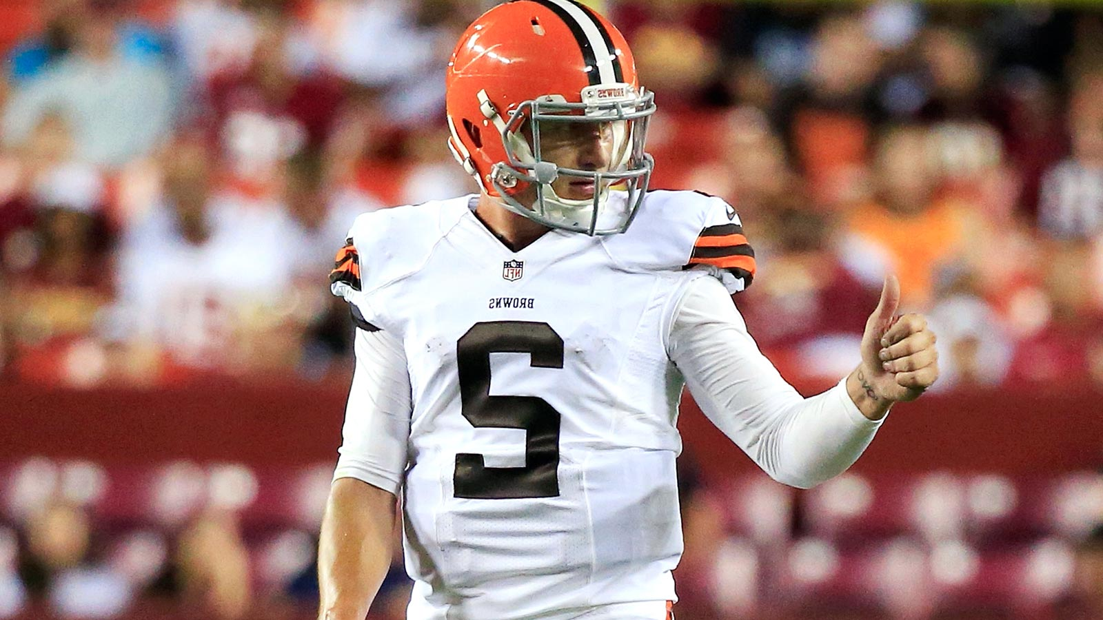 Johnny Manziel Cleveland Browns Wallpaper