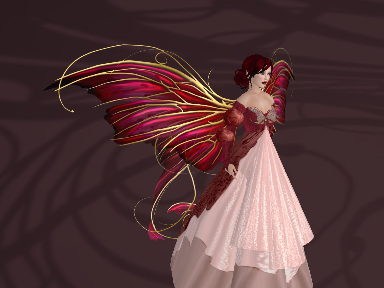 3D Graphics   Aphrodite Purple 3D   Desktop Wallpaper s 1600x1200