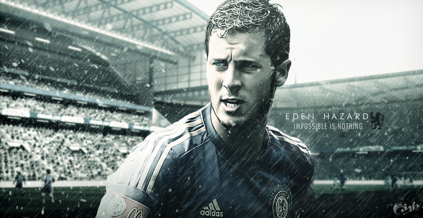 Free Download Eden Hazard Wallpaper Hd By Nirmalyabasu5