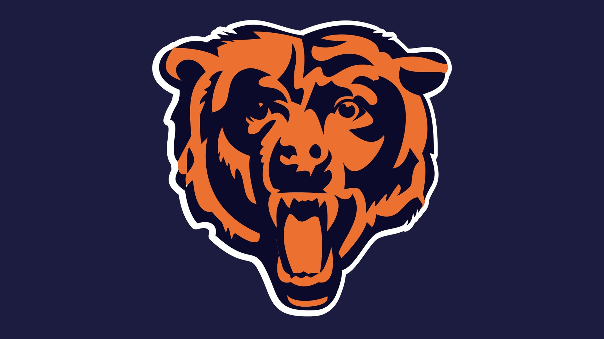 blinds wallpaper sports field chicago bears bear image 1920x1080