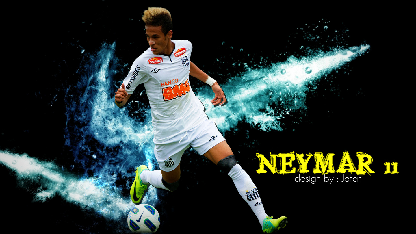 All Wallpapers Neymar New HD Wallpapers in 2012 1440x810