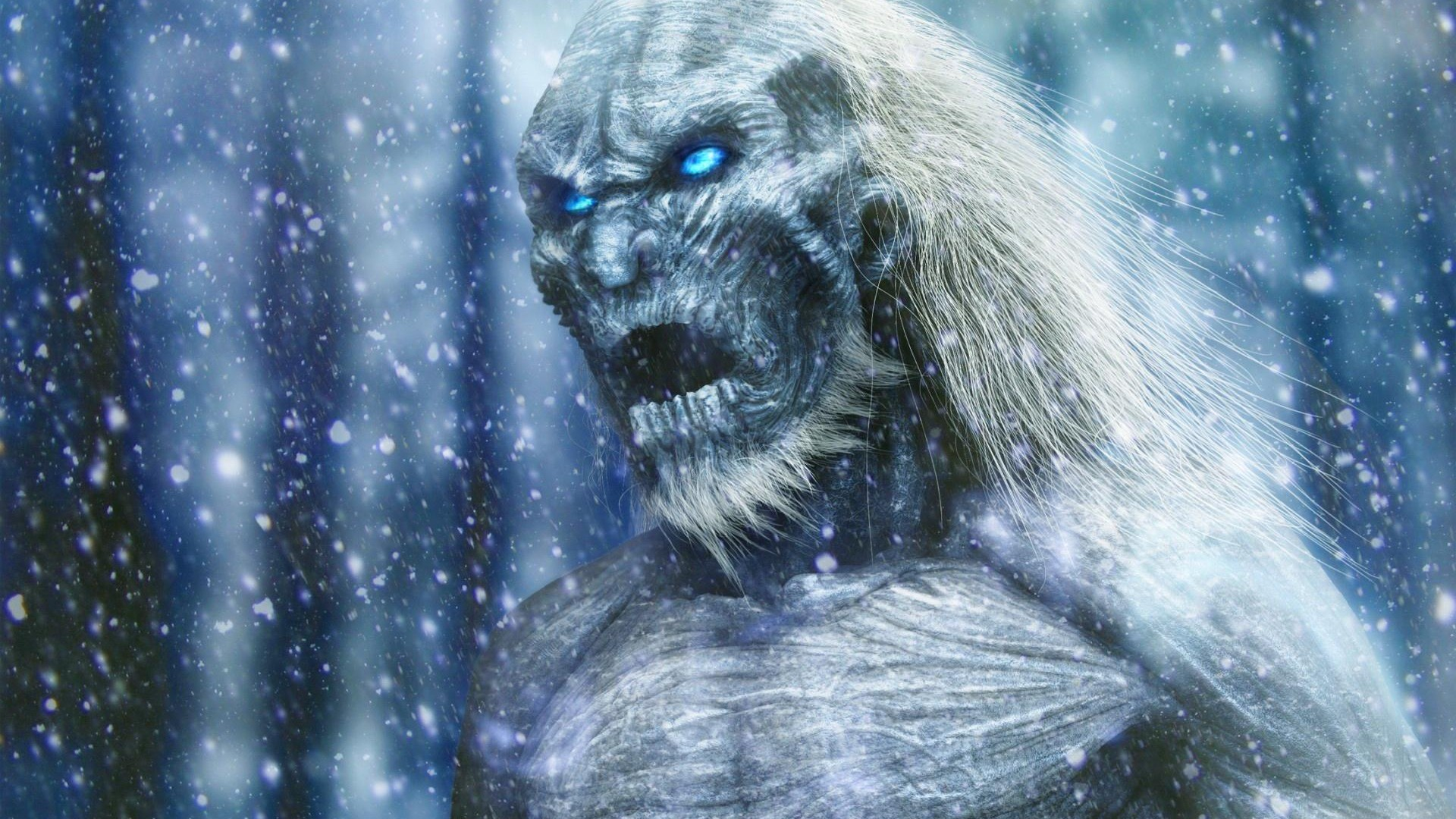 Download game of thrones white walkers wallpaper HD wallpaper 1920x1080