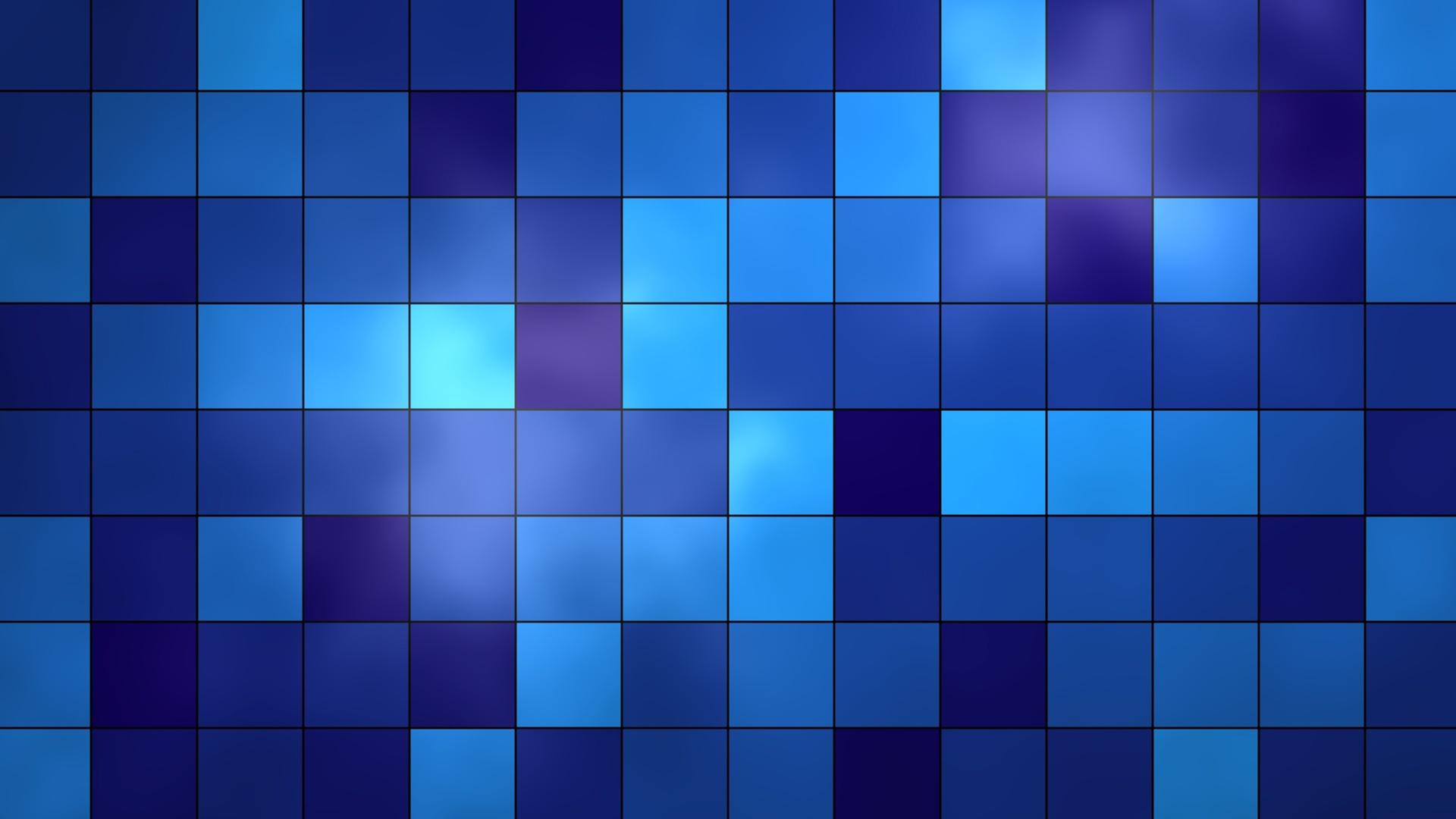 Blue pixels wallpaper download Blue pixels Blue pixels hd Blue 1920x1080