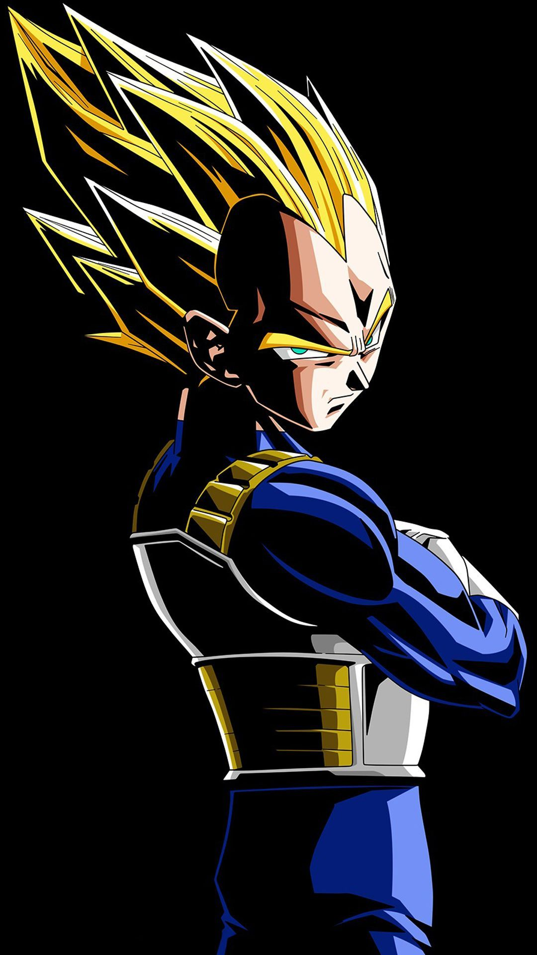 Vegeta   Dragon Ball Z Mobile Wallpaper 4053 1080x1920