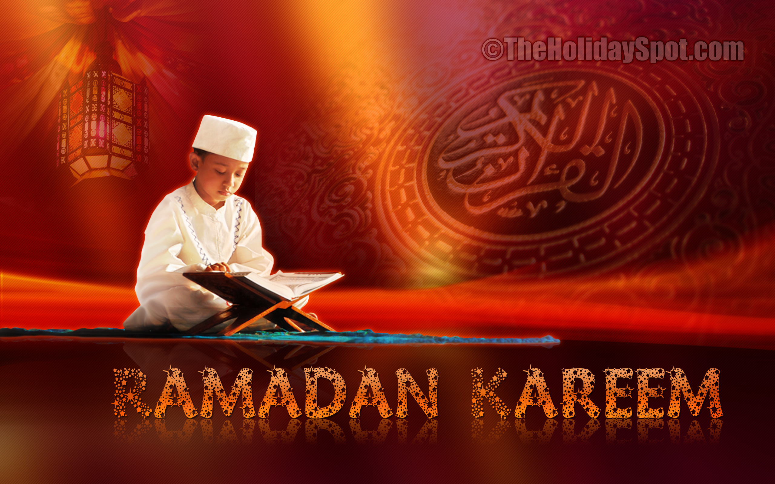 HD Ramadan Wallpaper 2560x1600
