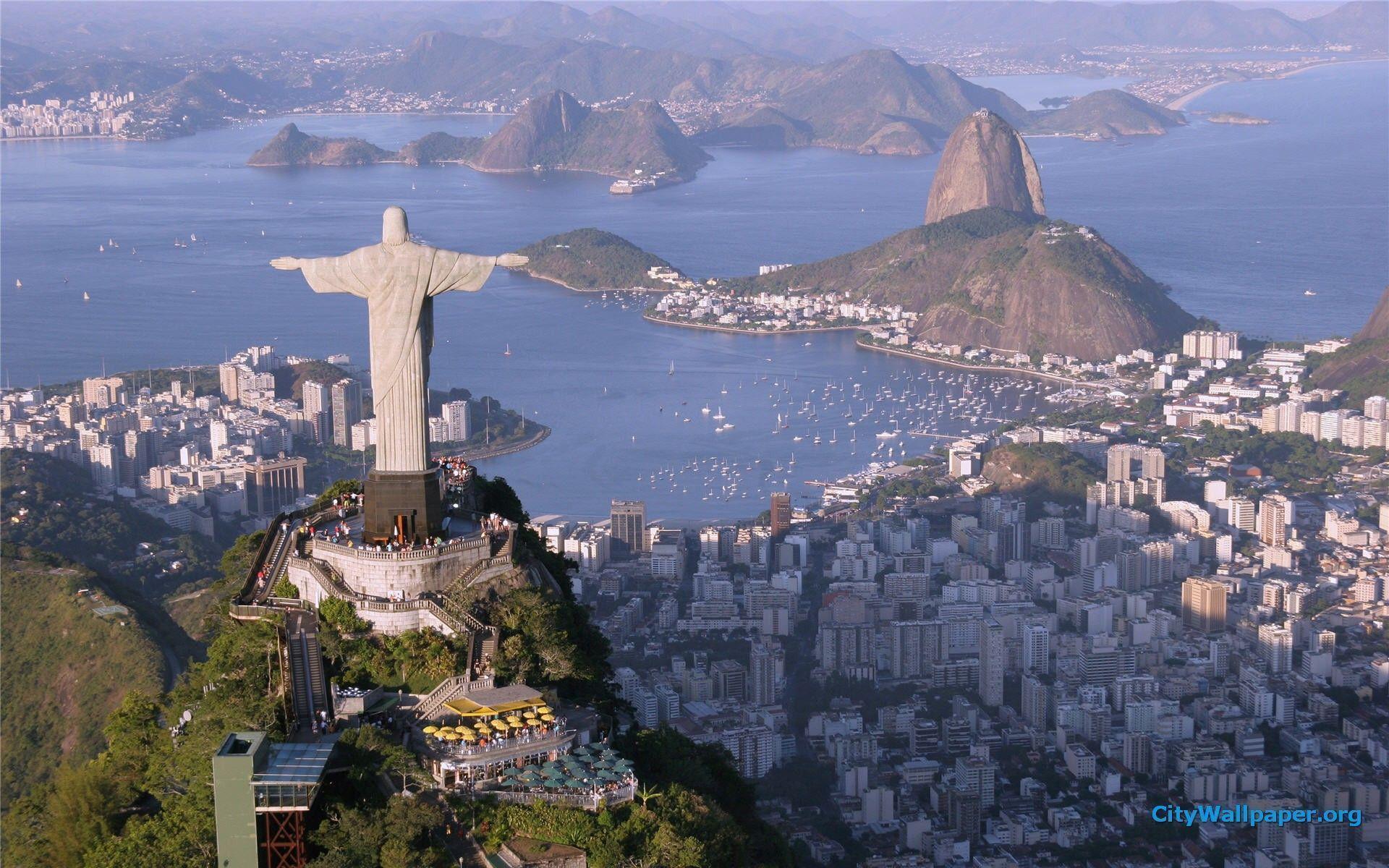 Rio De Janeiro Wallpapers 1920x1200