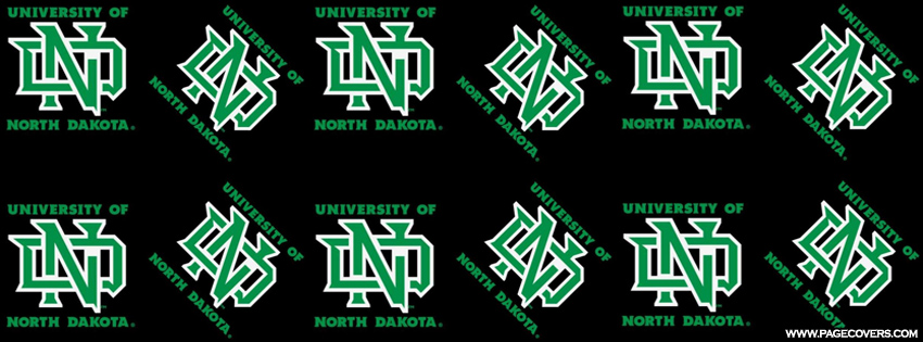 North Dakota Fighting Sioux Facebook Cover   PageCoverscom 850x315