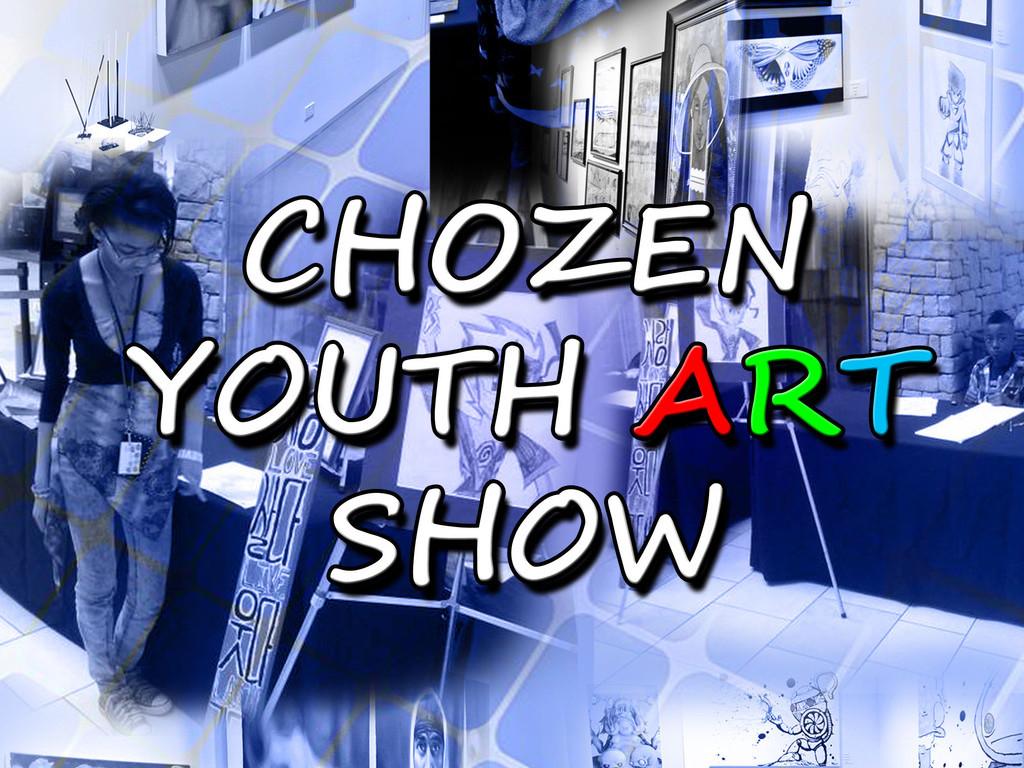 Chozen Youth Art Show Indiegogo 1024x768