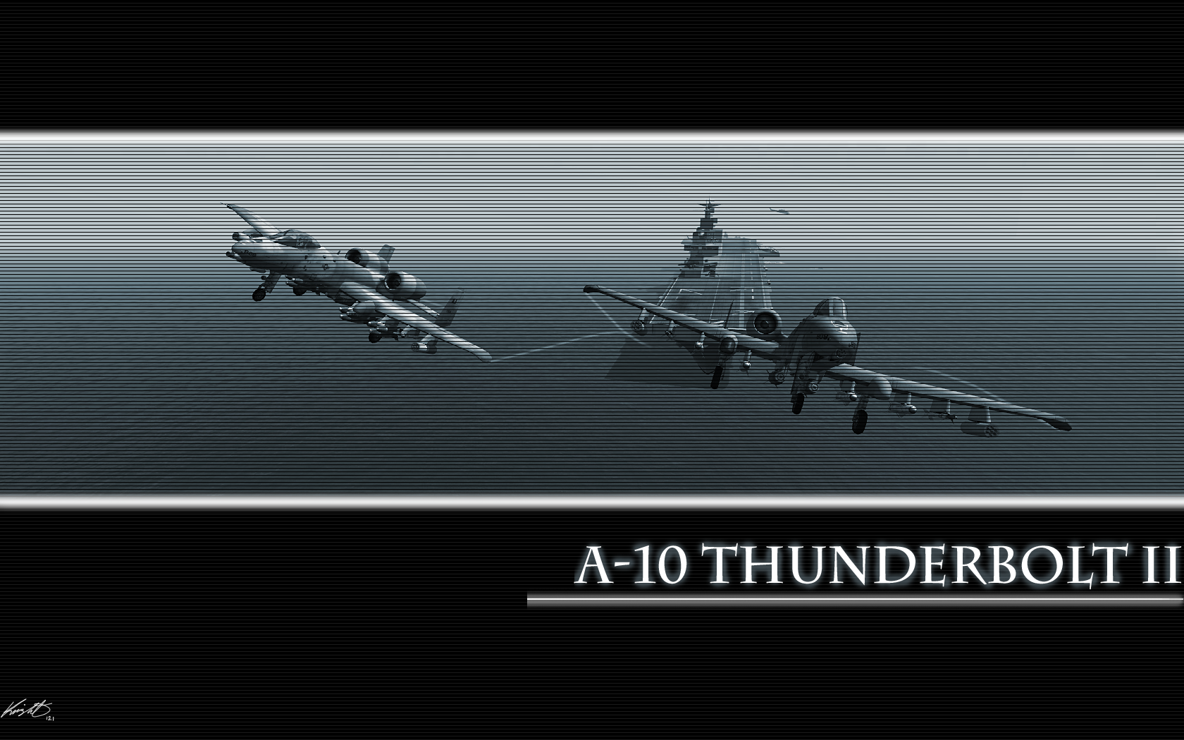 Wallpapers with a10 Warthog   Wallpaper   AIX Fanforum 1680x1050