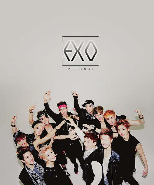 EXO Wallpaper for iPhone - WallpaperSafari