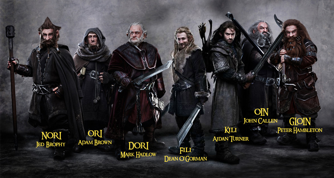 FiliKili and the others images Dwarves HD wallpaper and 1125x600