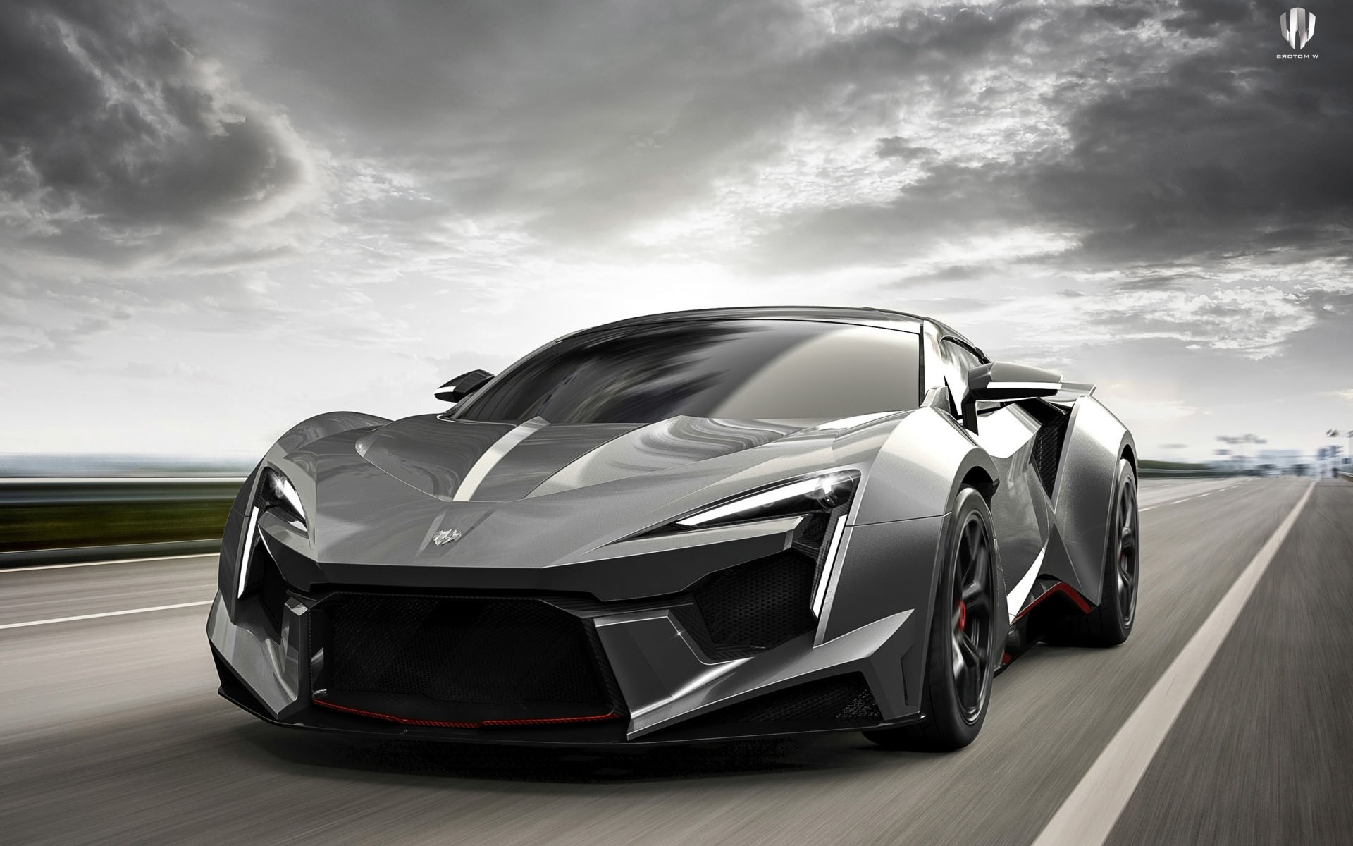 2016 Wmotors Supercar Wallpaper All About Gallery Car 1920x1200