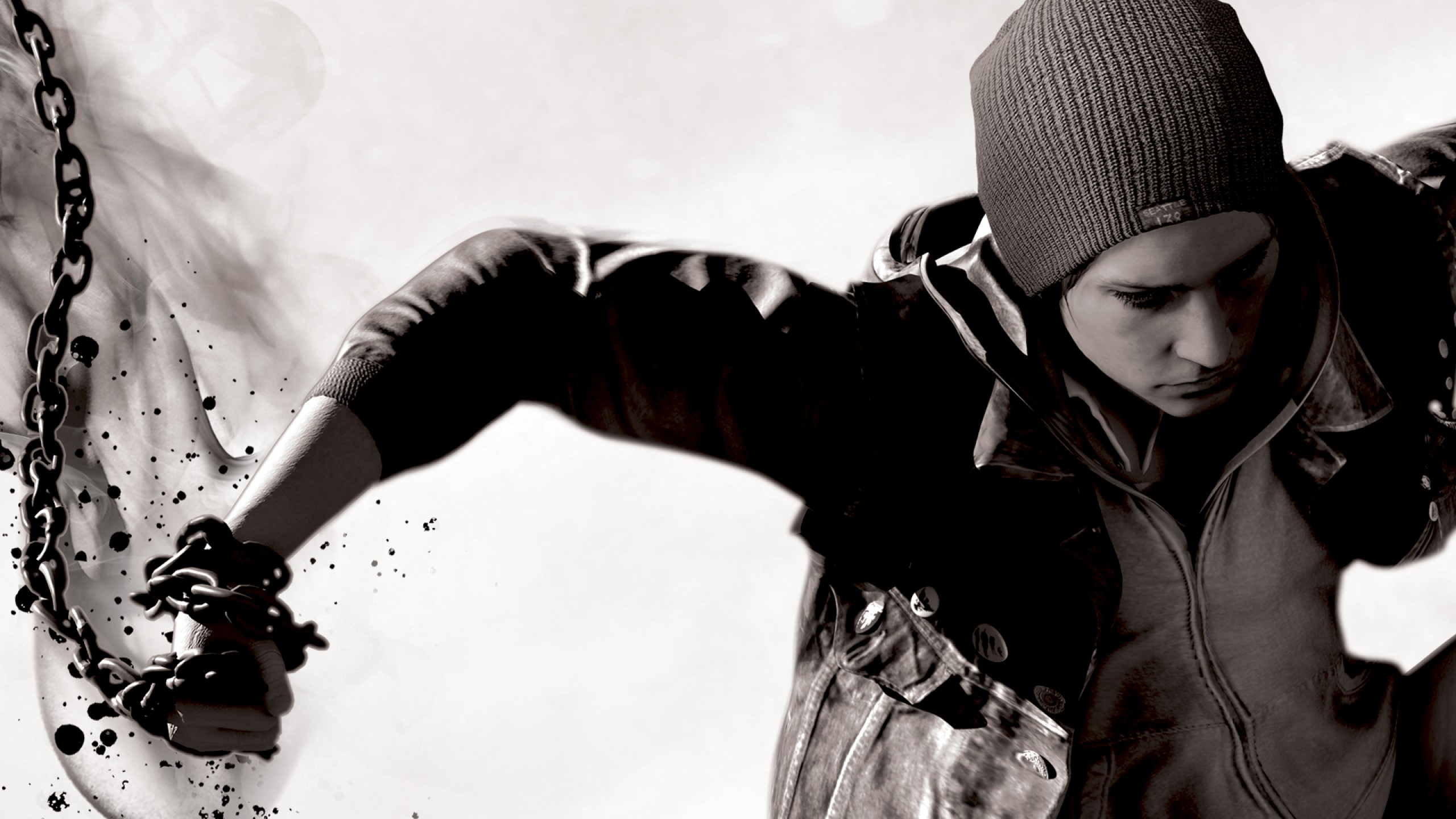 ANLISE inFamous Second Son The Off Gamer 2560x1440