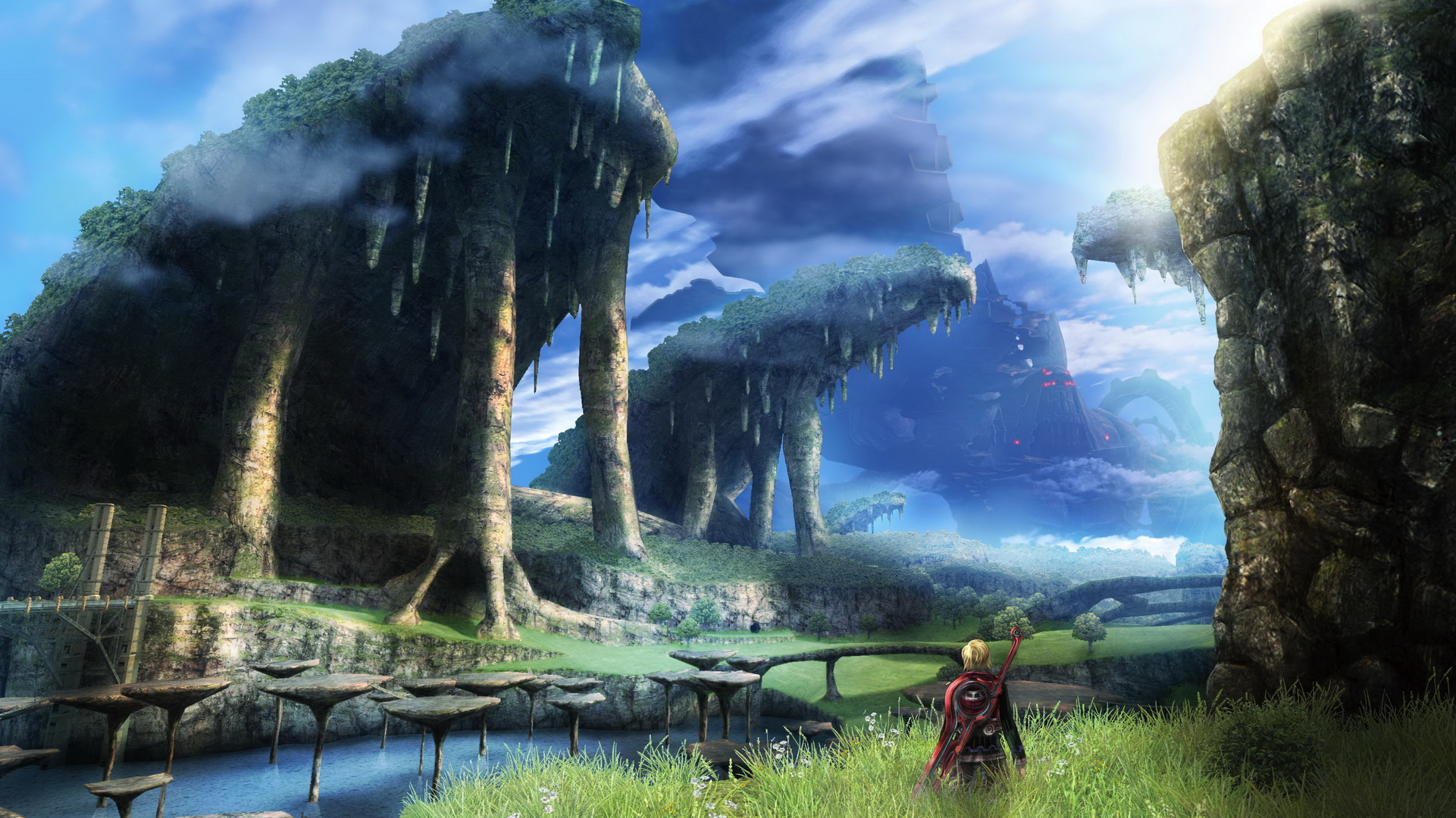 Xenoblade Chronicles HD Wallpapers and Background Images   stmednet 1921x1080