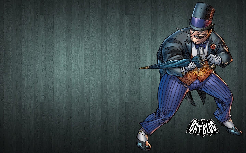 Batman Penguin Wallpaper Wallpapers Quality 1440x900