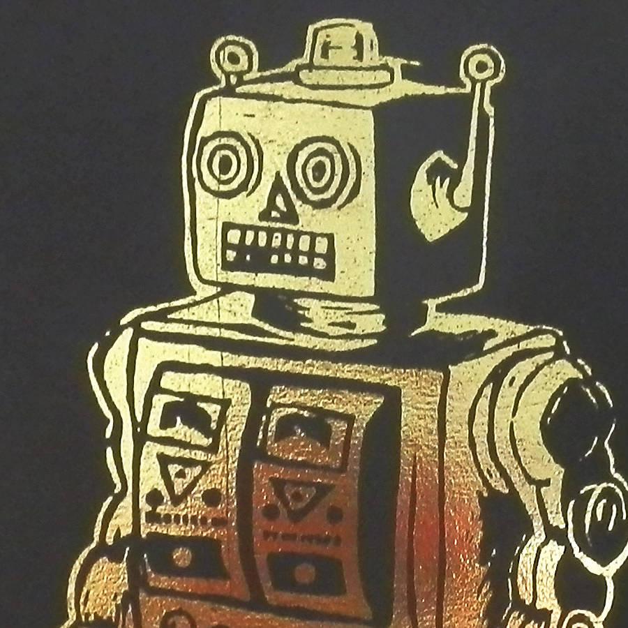 Retro Robot Pictures 900x900