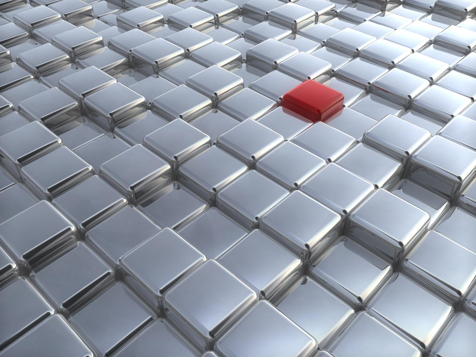 Another Cube Wallpaper by MC Gun cube 3d wallpapers cool wallpaper1 1600x1200
