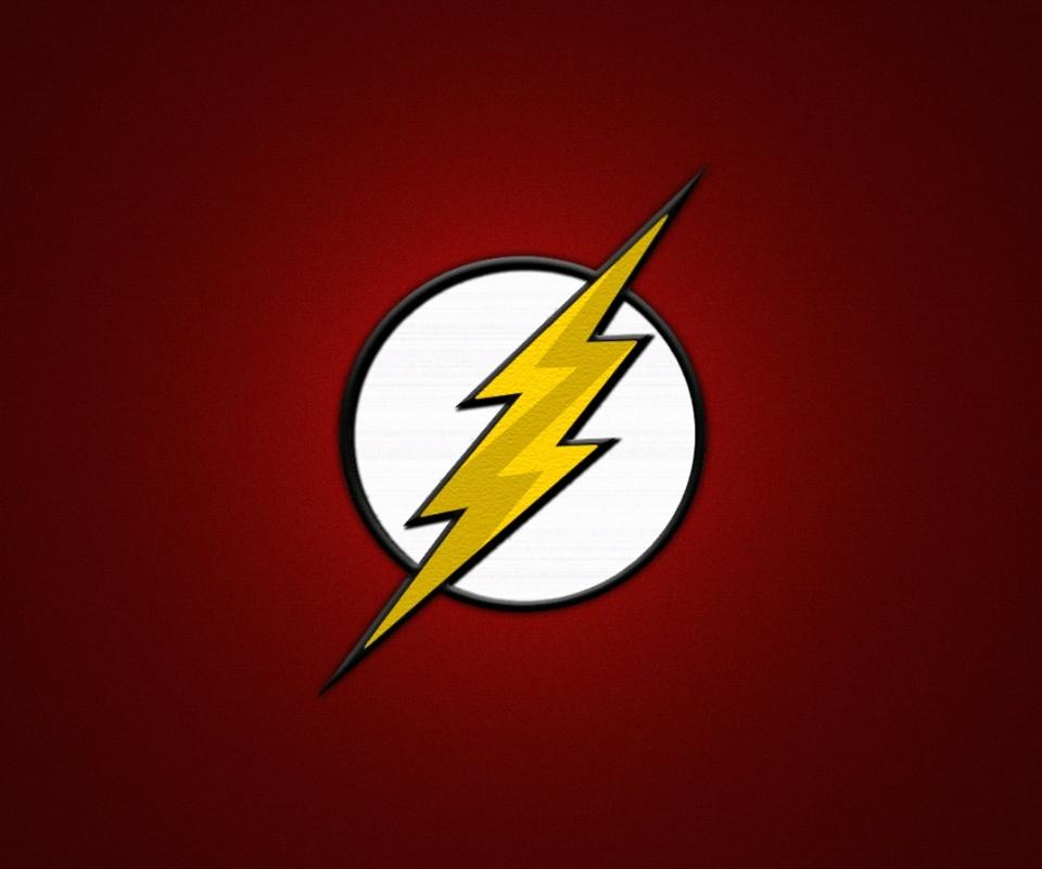 The Flash Galaxy S2 Wallpaper 960x800 960x800