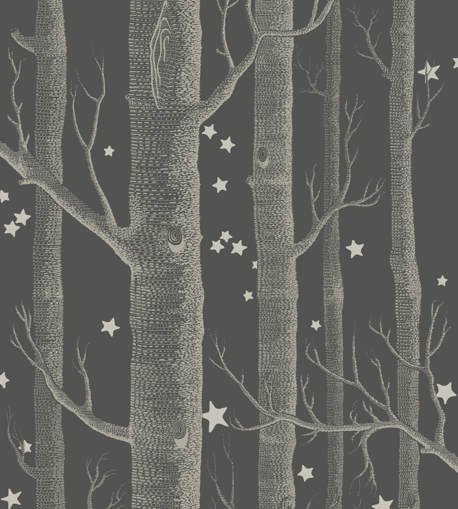 Woods Stars Wallpaper by Cole Son Jane Clayton 900x1000