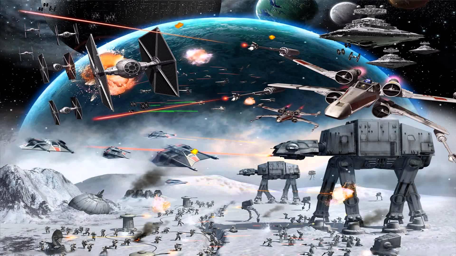 Star Wars Animated Screensaver httpwwwscreensavergiftcom 1920x1080