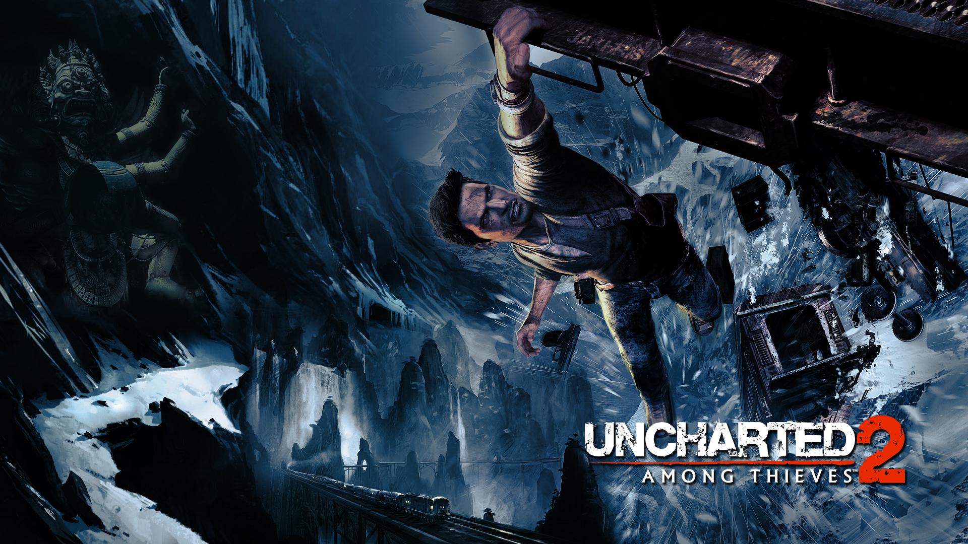 Uncharted 2 El Reino de los Ladrones WallPapers Uncharted 1920x1080