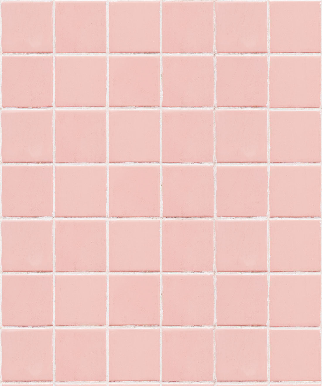 Free Download Pink Tiles Removable Wallpaper Realistic Tile