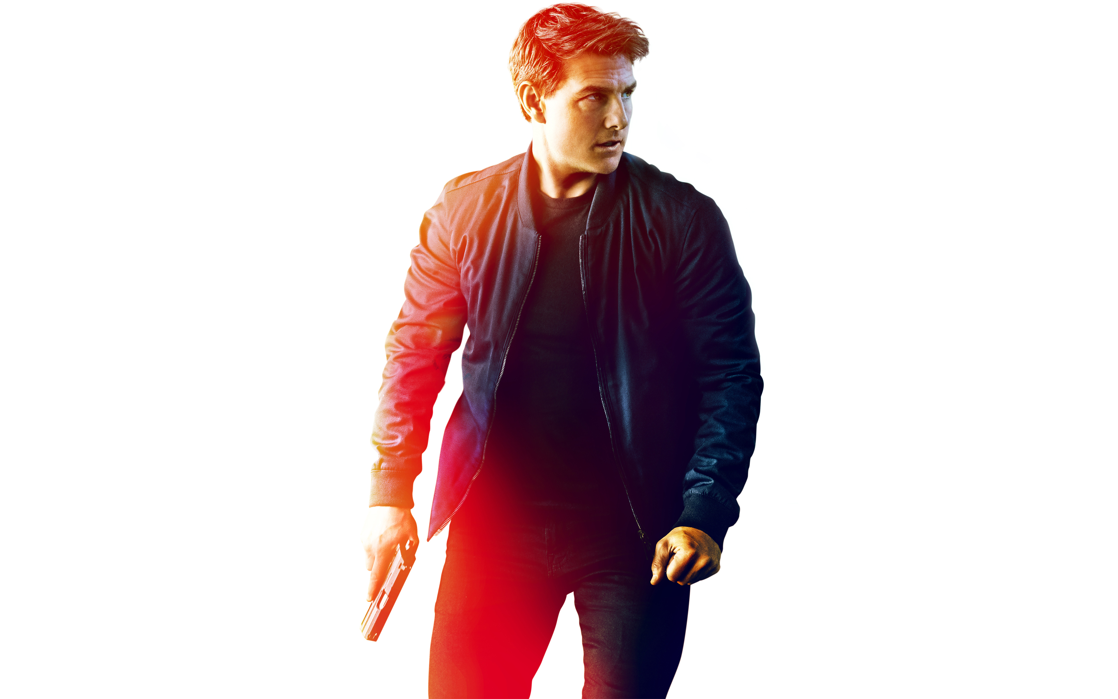 Tom Cruise in Mission Impossible Fallout 4K 8K Wallpapers HD 3840x2400