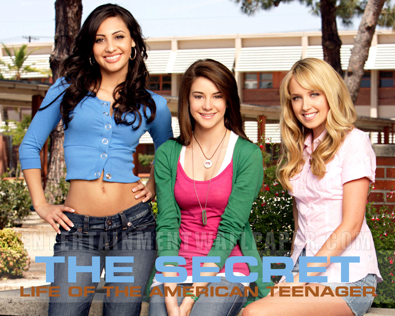The Secret Life of the American Teenager Wallpaper   20018476 1280x1024