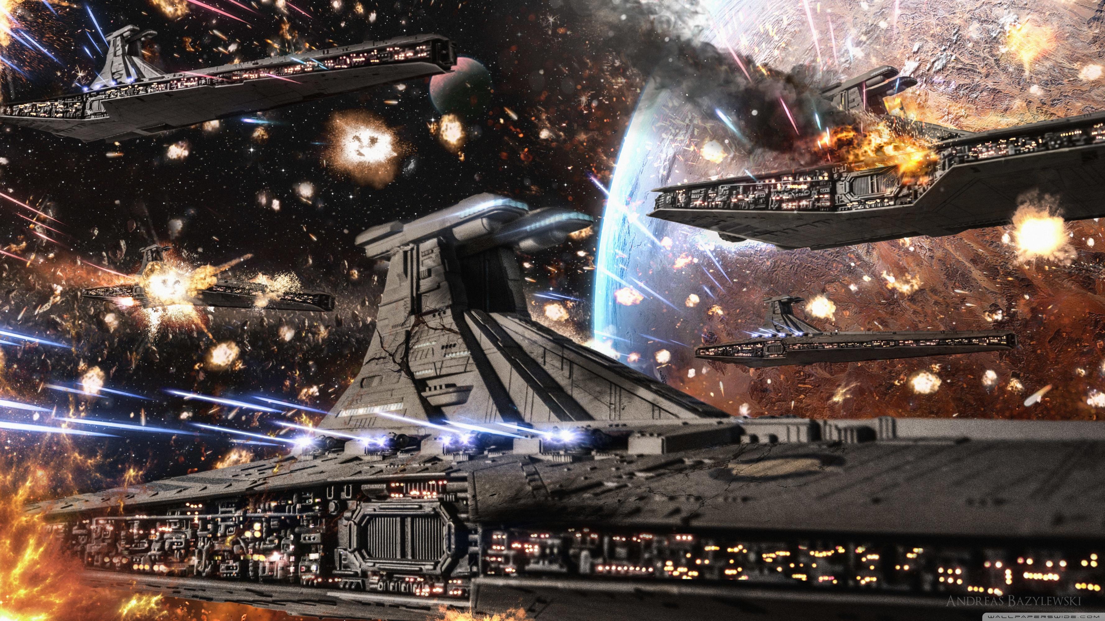 55 Space Fleet Star Wars Background On Wallpapersafari