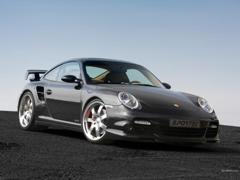 Papel de Parede Porsche 911 Turbo Sportec1 Wallpaper para Download no 1024x768