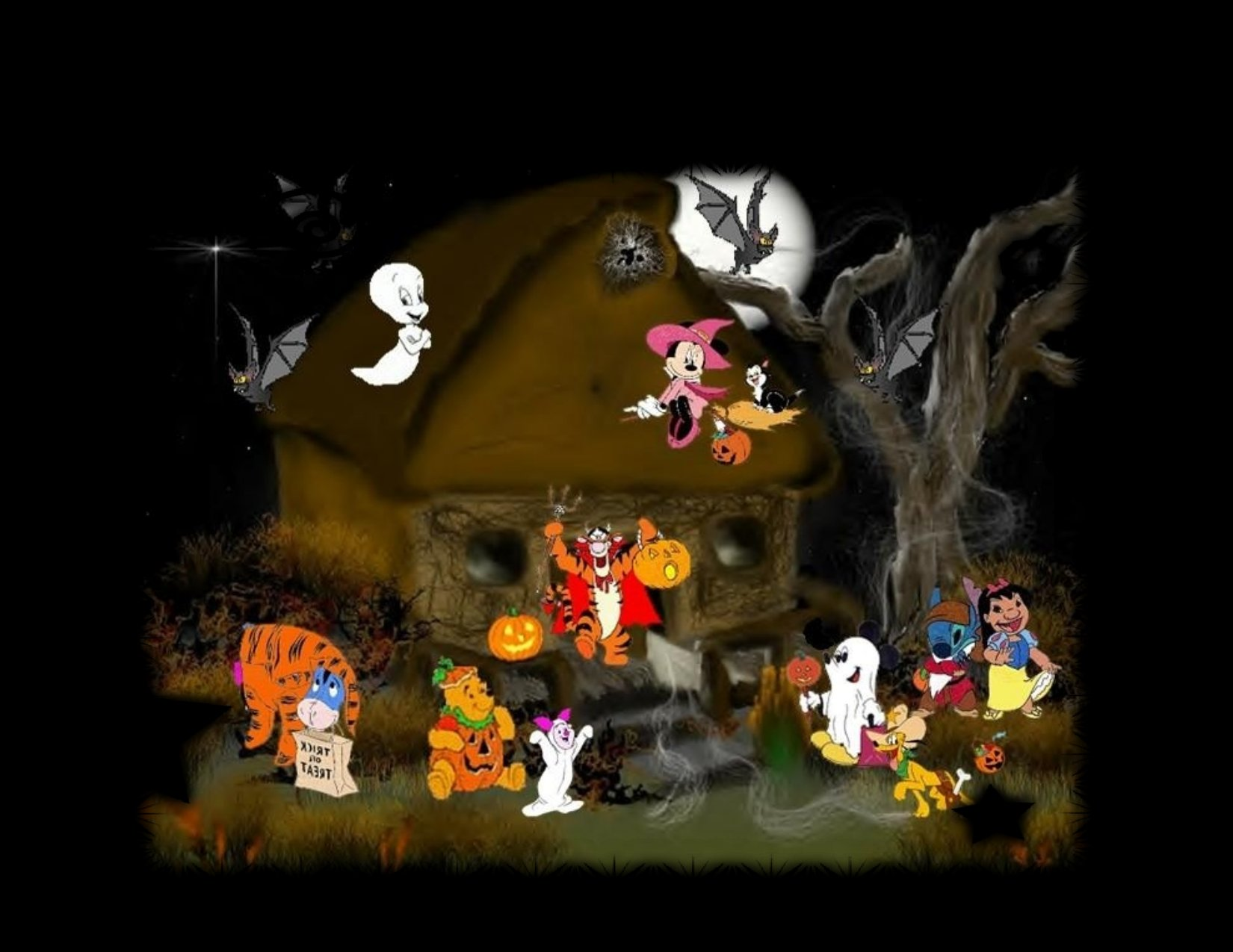 Disney Halloween Wallpapers Halloween Movie 1650x1275