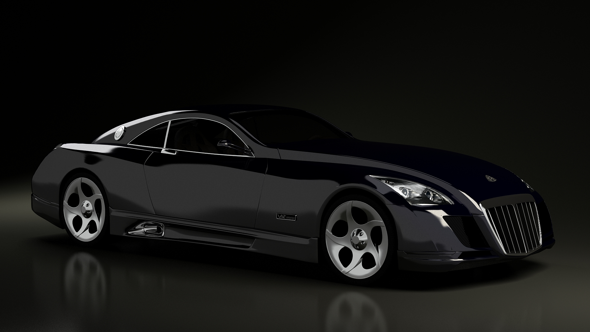 Best 41 Maybach Exelero Wallpaper on HipWallpaper Maybach 1920x1080