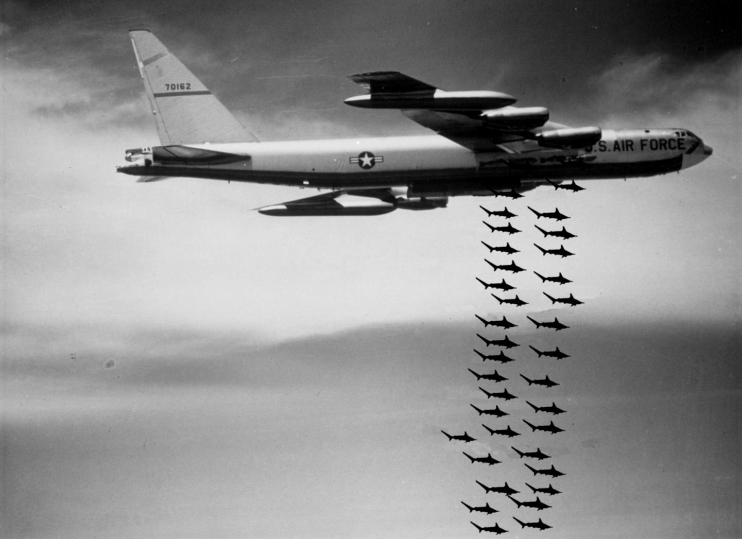 B 52 Carpet Bombing B 52 Wallpaper - Wallp...