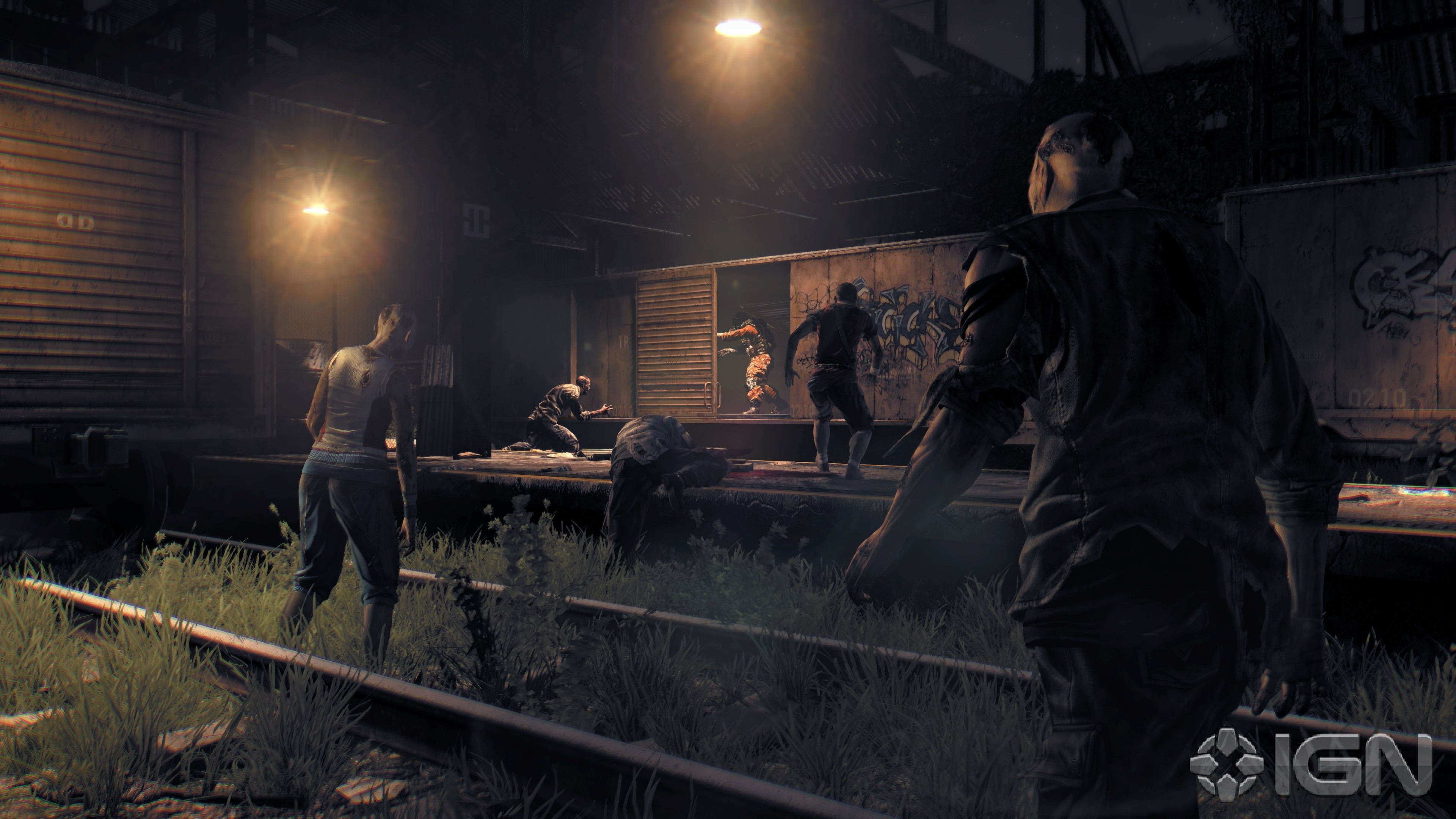 Dying Light Images 3840x2160