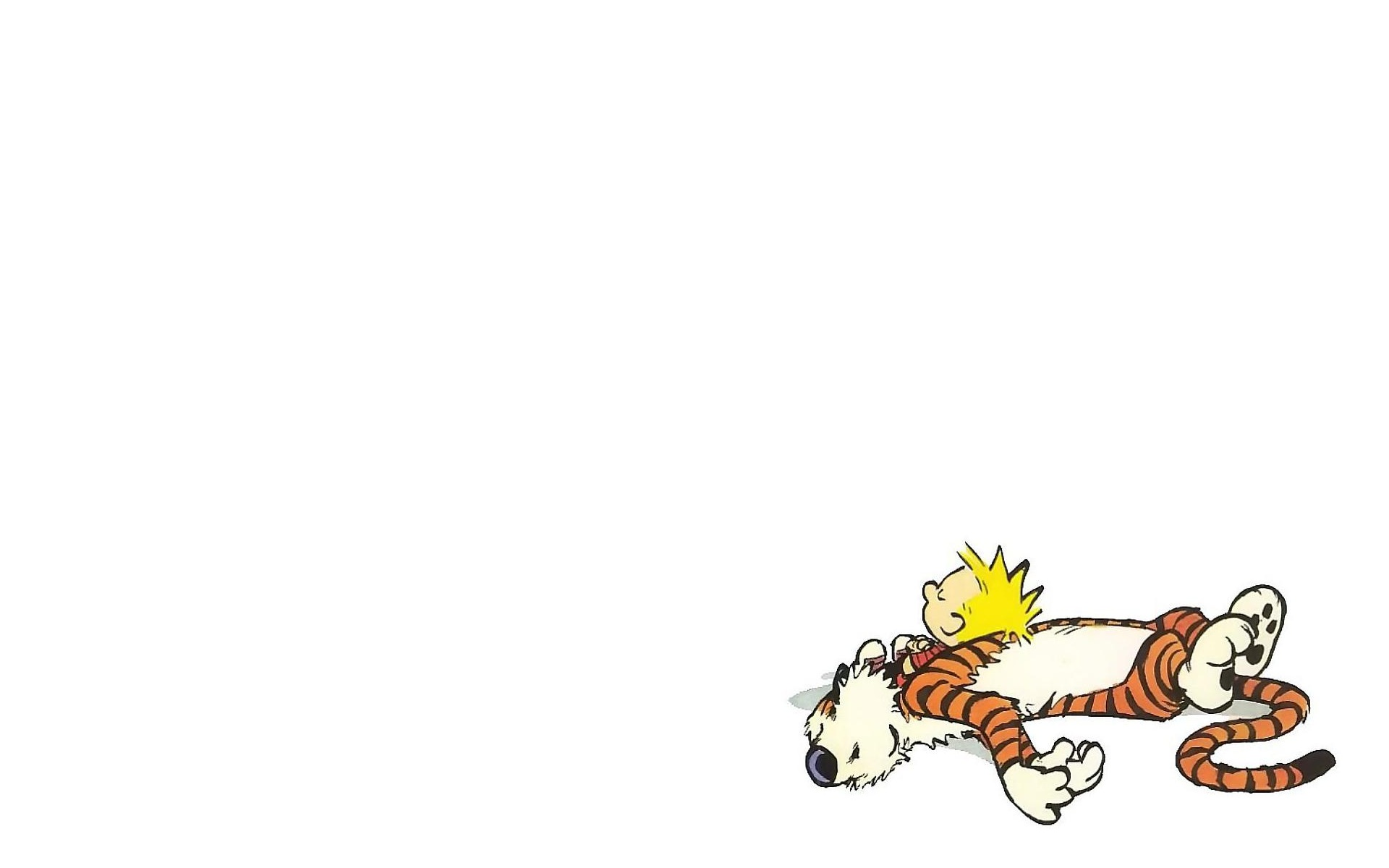 calvin and hobbes hobbs HD Wallpaper   General 786187 1920x1200