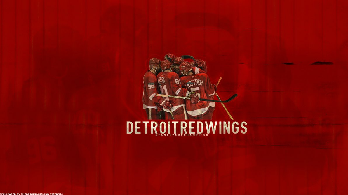 Download Red Wings HD Wallpaper Players 2013 pictures in high 1192x670