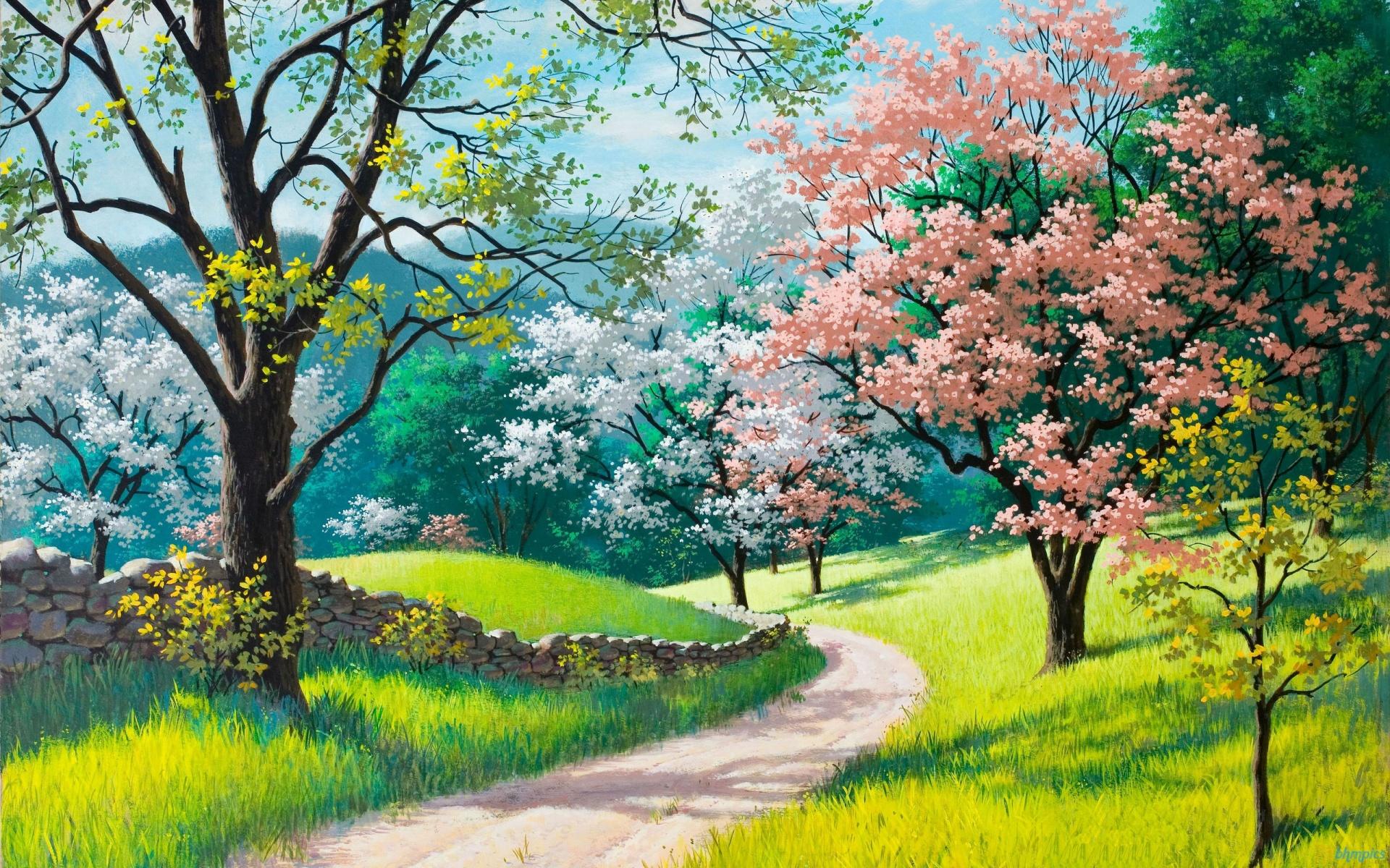 Spring Wallpaper for Mac WallpaperSafari