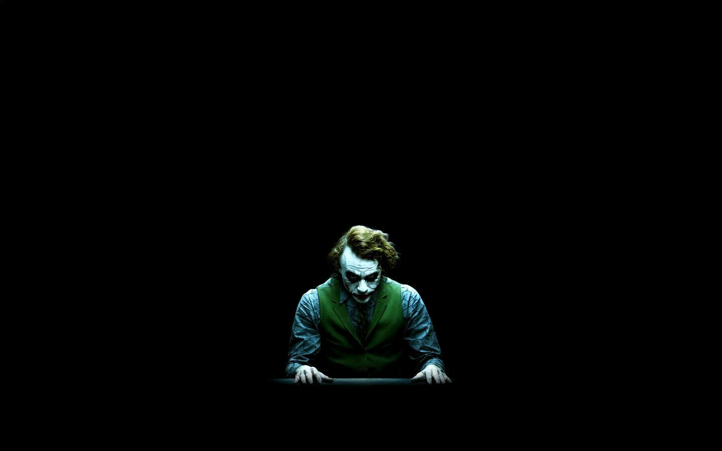Joker Desktop Backgrounds 1440x900